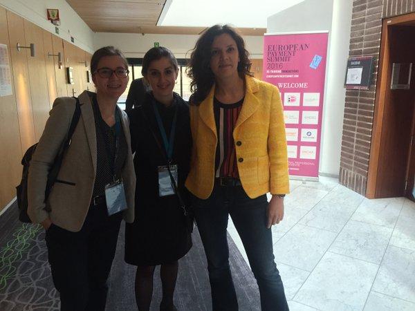 Estern Europe Female leaders taking the European Payment Scene